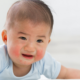 skin rashes in babies concept